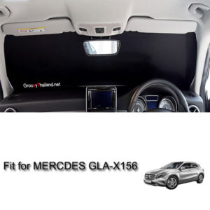 MERCEDES-BENZ GLA-X156 F-row